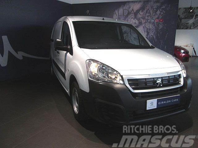 Peugeot Partner Furgón 1.6BlueHDI Confort L1 75