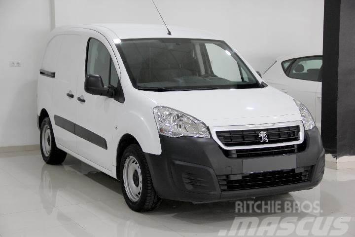 Peugeot Partner Furgón 1.6BlueHDI ConfortPack L1 75