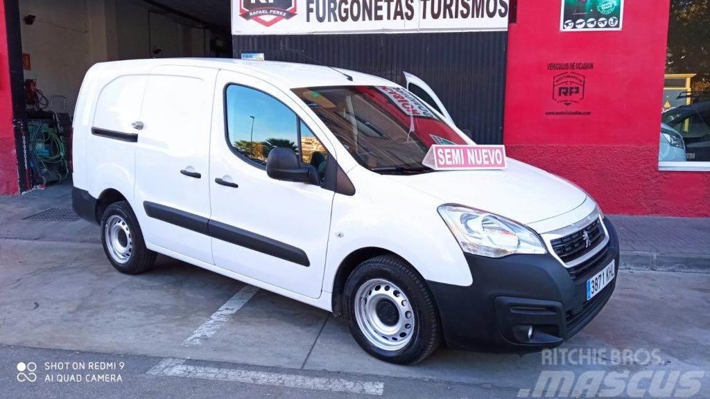 Peugeot Partner Furgón 1.6BlueHDI Confort L2 100