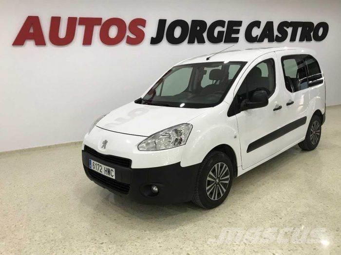 Peugeot Partner Furgón 1.6e-HDI Confort STT L1 90