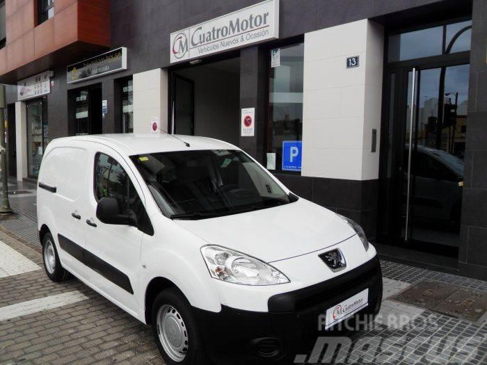 Peugeot Partner Furgón 1.6e-HDI Confort L1