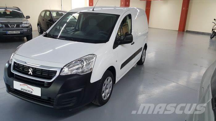 Peugeot Partner Furgón 1.6HDI Confort L1 75