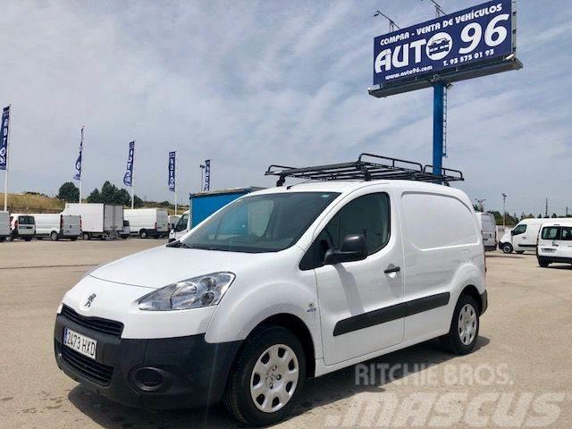 Peugeot Partner Furgón 1.6HDI Confort L2 90