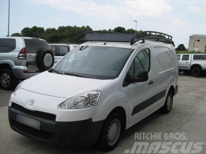 Peugeot Partner Furgón 1.6HDI Confort Pack L2 90