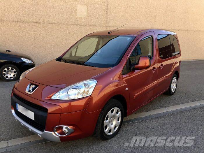 Peugeot Partner Furgón 1.6HDI Confort L1 90