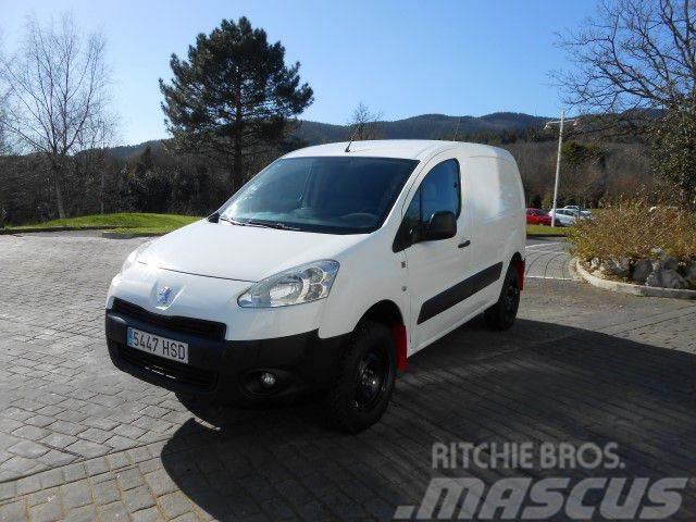 Peugeot Partner Furgón 1.6HDI Dangel Extreme 4x4 90