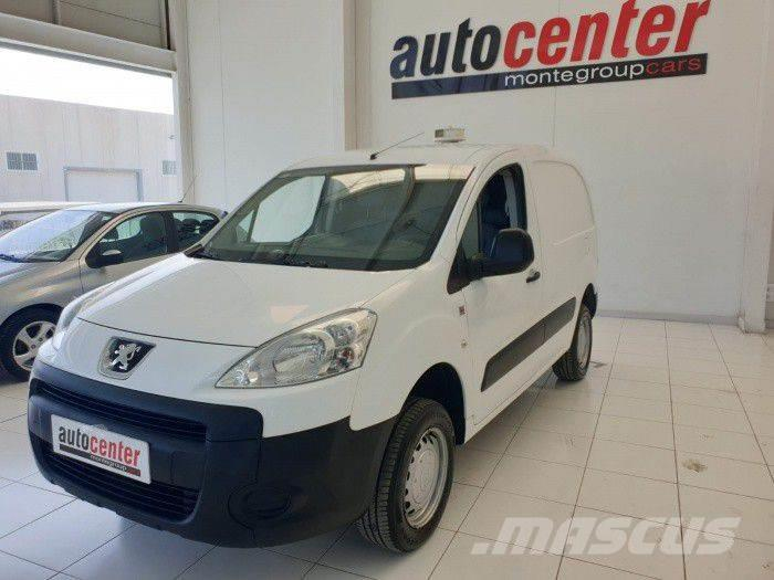 Peugeot Partner Furgón 1.6HDI Extreme 4x4
