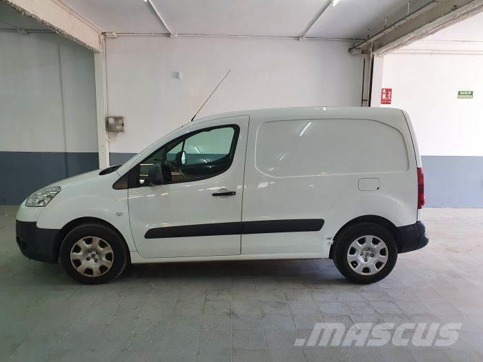 Peugeot Partner Furgón 1.6HDI Confort Pack L1 90