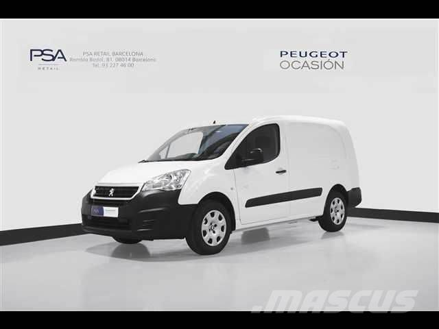 Peugeot Partner FURGóN CONFORT ELECTRIC L2