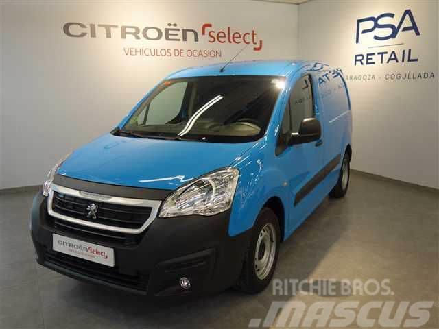 Peugeot Partner FURGóN CONFORT L1 1.6 BLUEHDI 55KW (75)