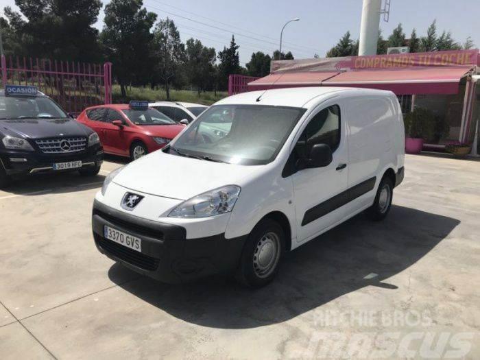 Peugeot PARTNER FURGON L2 HDI 90CV CONFORT
