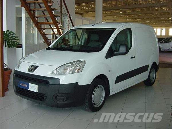 used peugeot partner ice 1 6 hdi 90 cv panel vans year 2012 price 14 156 for sale mascus usa. Black Bedroom Furniture Sets. Home Design Ideas