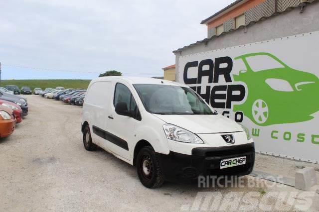 Peugeot Partner NUEVO TEPEE PREMIUM 1.6 HDI 75