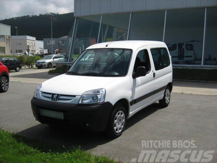 Peugeot Partner Origin Combi 1.6HDI