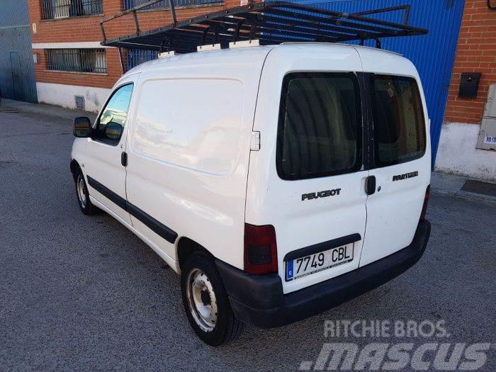 Peugeot Partner Plataforma Cabina 1.9D