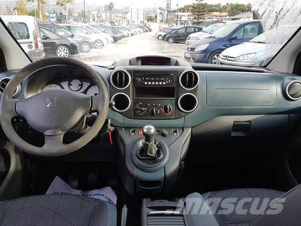 Peugeot Partner Tepee 1.6 Access 100
