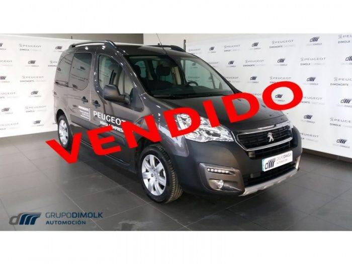 Peugeot Partner Tepee 1.6BlueHDI Outdoor 100