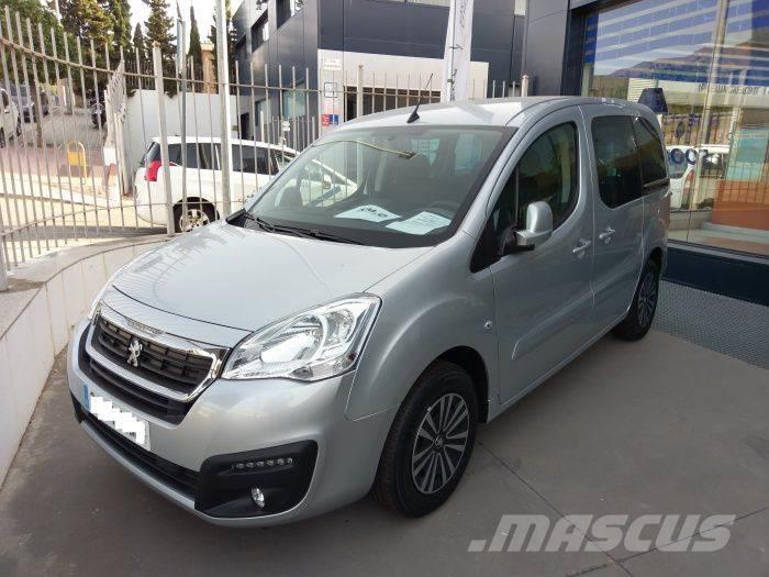 Peugeot Partner Tepee 1.6BlueHDI Active 100