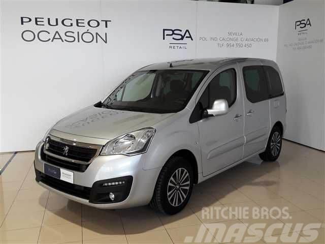 Peugeot Partner Tepee 1.6BlueHDI Style 100