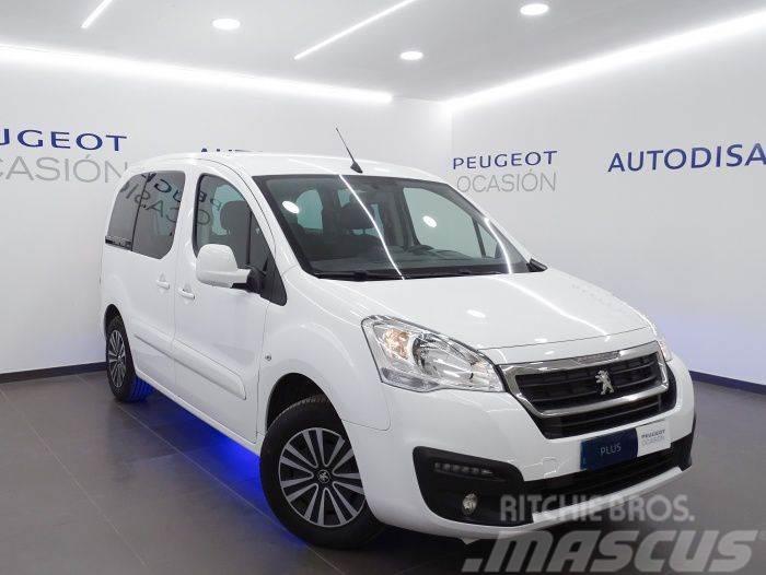 Peugeot Partner Tepee 1.6BlueHDI Active 120