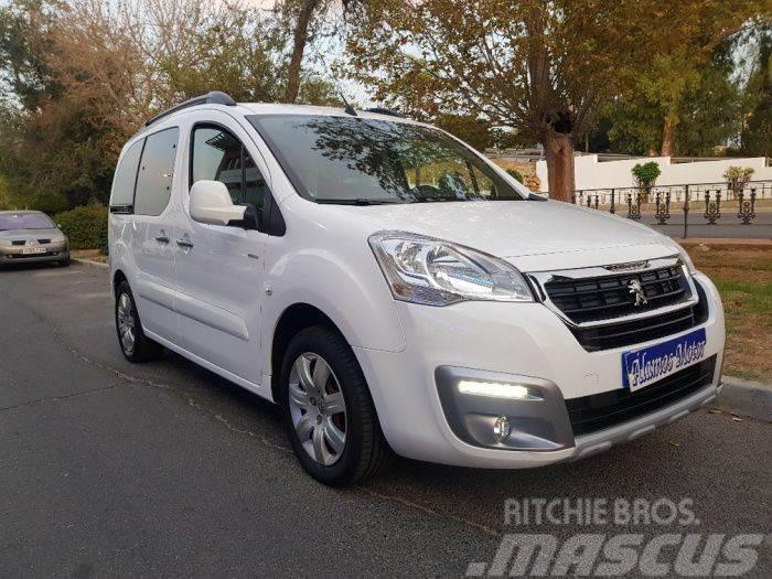 Peugeot Partner Tepee 1.6BlueHDI Style 120