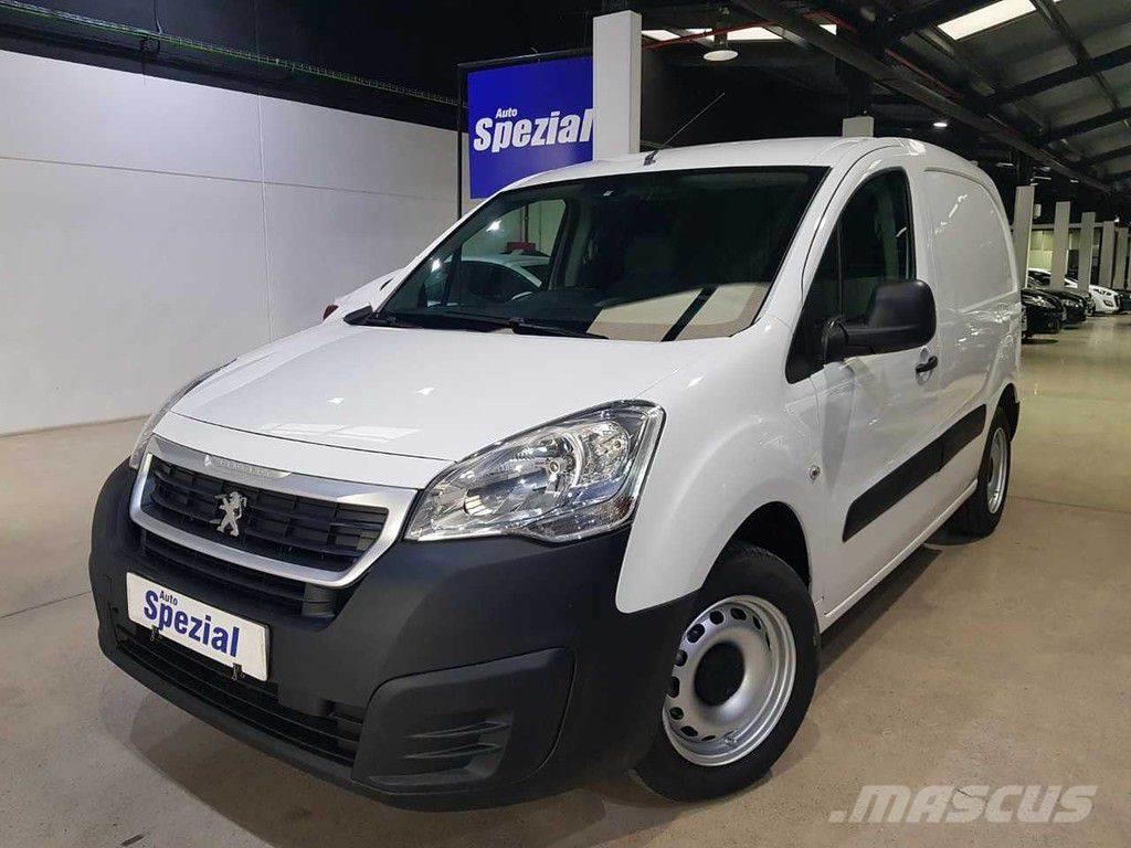 Peugeot Partner Tepee 1.6BlueHDI Access 75
