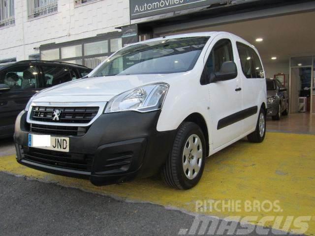 Peugeot Partner Tepee 1.6BlueHDI Access 100