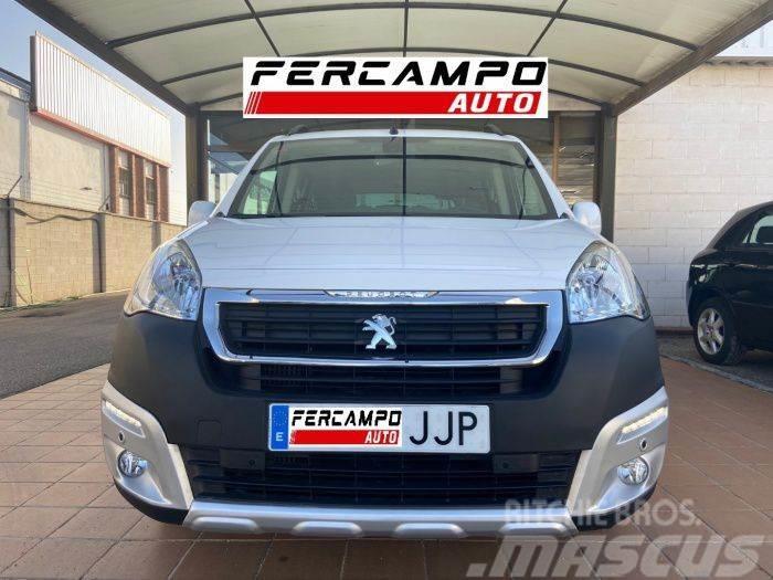 Peugeot Partner Tepee 1.6BlueHDI Outdoor ETG6 100