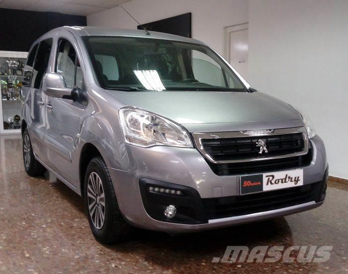 Peugeot Partner Tepee 1.6BlueHDI Active 100