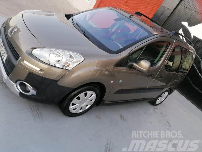 Peugeot Partner Tepee 1.6e-HDI STT Active 92