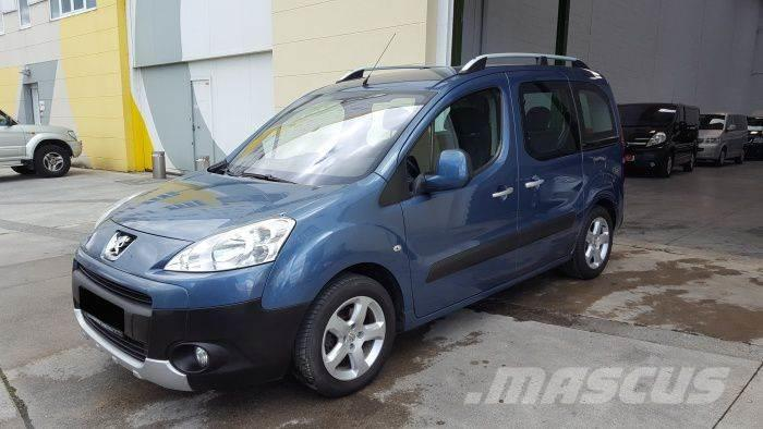 Peugeot Partner Tepee 1.6HDI Outdoor 90