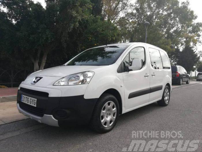 Peugeot Partner Tepee 1.6HDI Premium 90