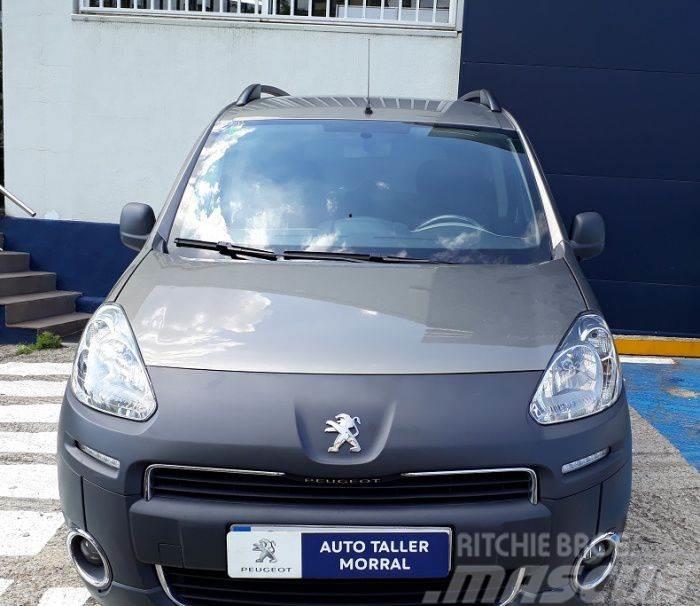 Peugeot Partner Tepee 1.6HDI Style 92