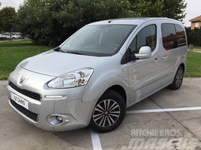 Peugeot Partner Tepee 1.6HDI Active 92