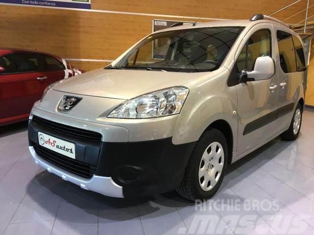 Peugeot Partner Tepee 1.6HDI Confort 90