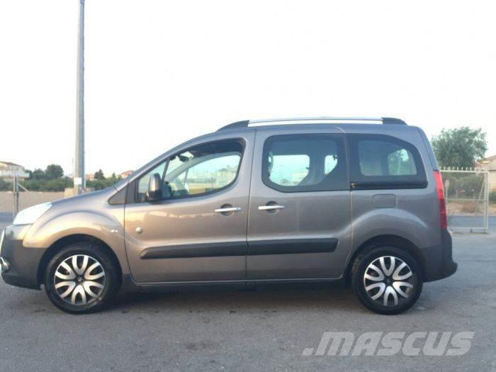 Peugeot Partner Tepee 1.6HDI Outdoor 90