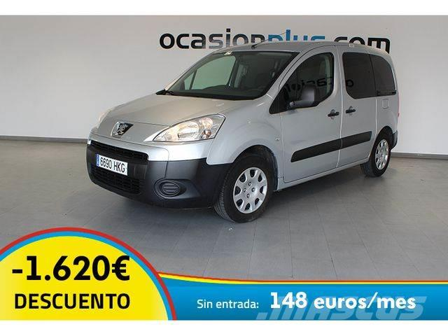 Peugeot Partner Tepee 1.6HDI Active 92 (N1)
