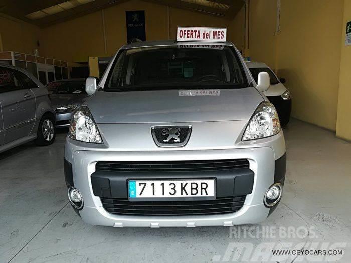 Peugeot Partner Tepee 1.6HDI Outdoor 115