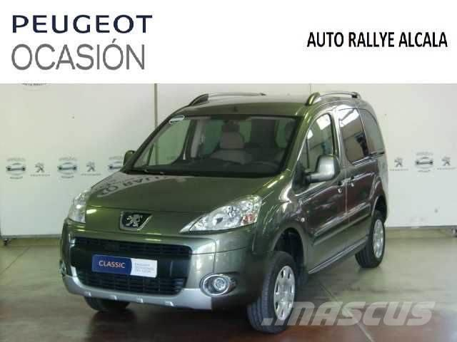 used peugeot partner tepee 4x4 extreme 1 6 hdi 90cv panel vans year 2011 price 11 700 for. Black Bedroom Furniture Sets. Home Design Ideas