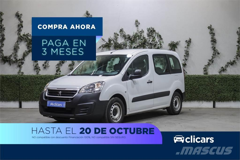Peugeot Partner TEPEE Access 1.6 BlueHDi 55KW (75CV)