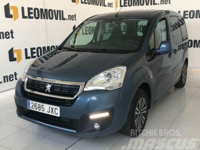 Peugeot PARTNER TEPEE ACTIVE 1.6 BLUEHDI 100 VEN A PROBARL