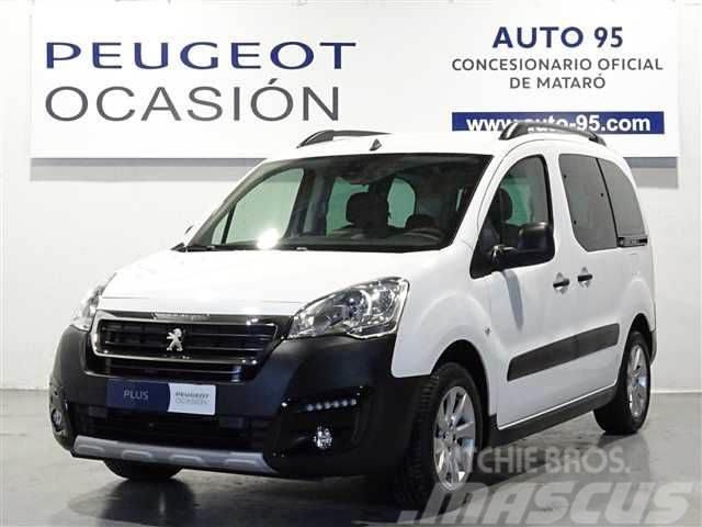 Peugeot PARTNER TEPEE ADVENTURE EDITION BLUEHDI 88KW