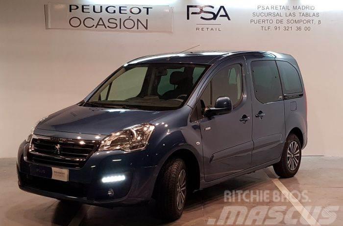 Peugeot Partner Tepee Electric Active L1