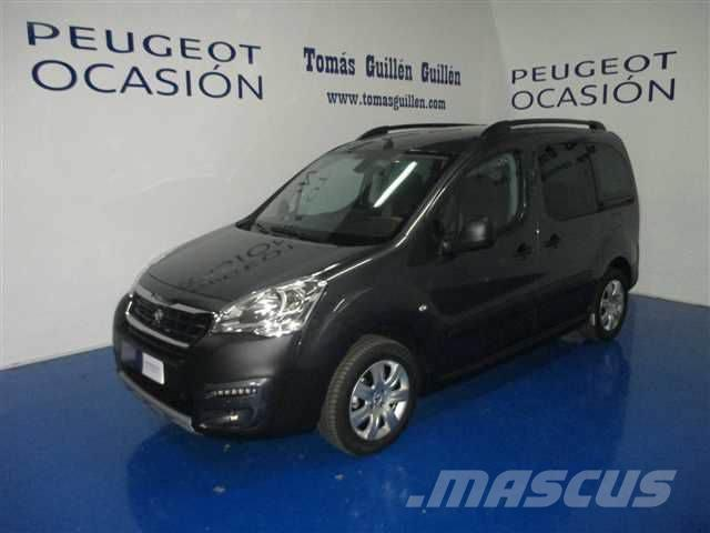 Peugeot Partner TEPEE OUTDOOR 1.6 BLUEHDI 73KW (100CV)