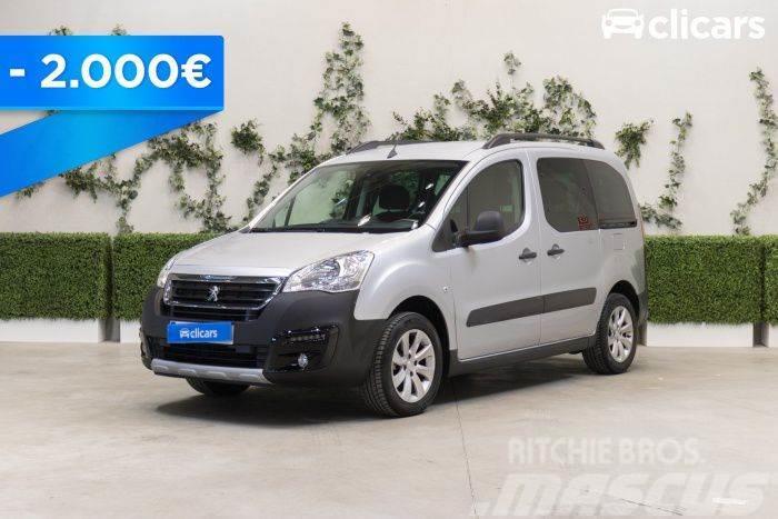 Peugeot Partner TEPEE OUTDOOR 1.6 BLUEHDI 100