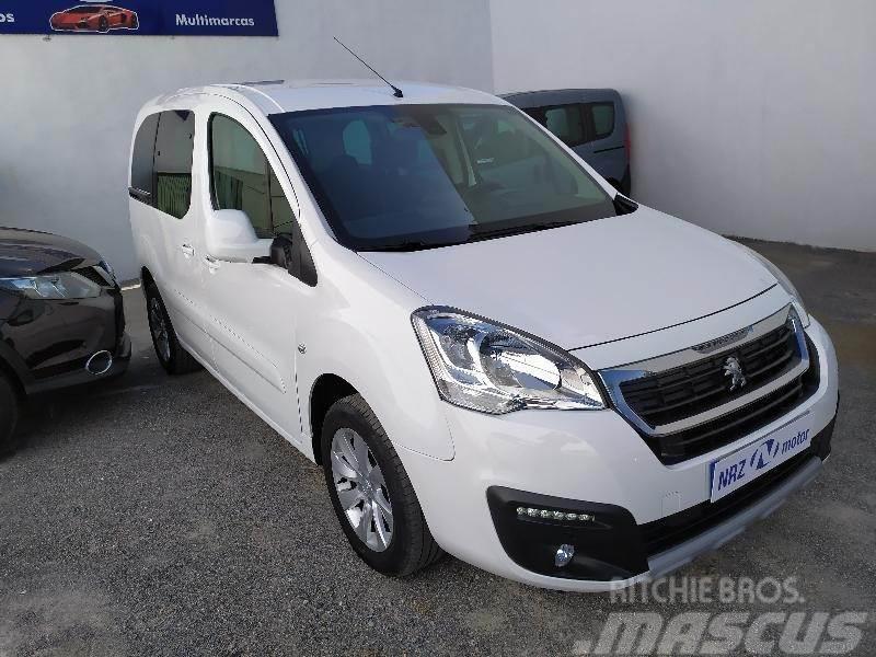 Peugeot Partner Tepee Style 1.6 BlueHDi 120