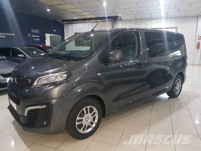 Peugeot Traveller 1.6BlueHDI Business Standard 115