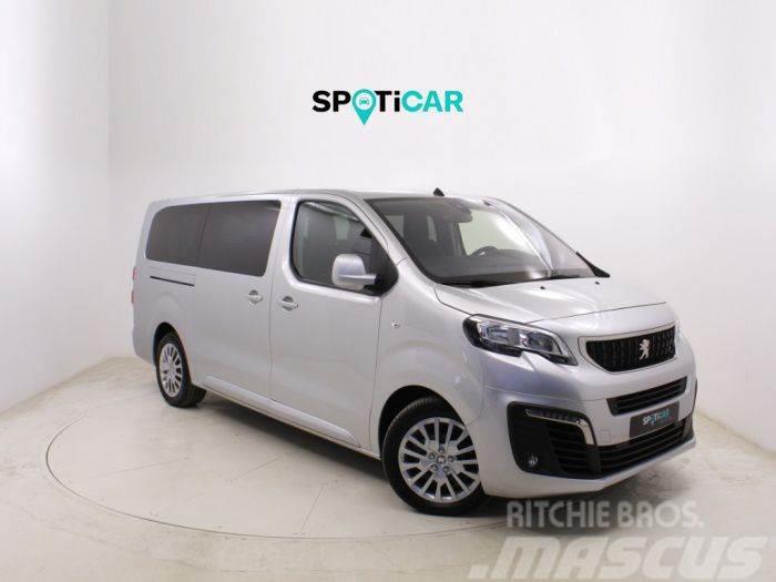 Peugeot Traveller 2.0 BLUEHDI 180 AUTO LONG BUSINESS 4P 9P