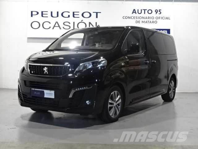 peugeot traveller allure 2 0 bluehdi 128kw eat8 standard preis baujahr 2018 andere. Black Bedroom Furniture Sets. Home Design Ideas