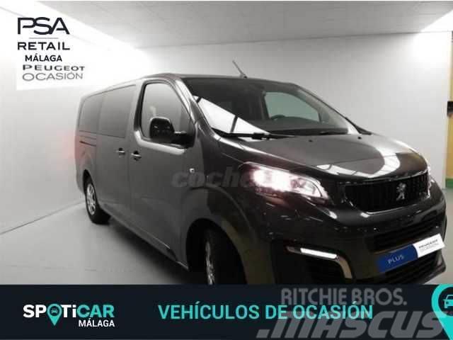 Peugeot Traveller BUSINESS 1.6 BLUEHDI 115 S&S LONG